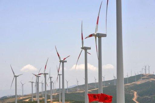 WindfarmMorocco