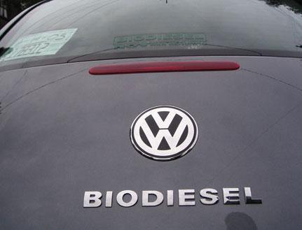 biodiesel-car