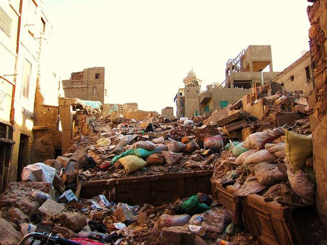 Garbage Woes in Cairo | EcoMENA