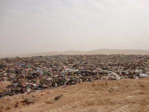 Al-Ghabawi-Landfill-Jordan