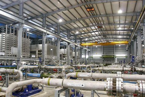 desalination in MENA