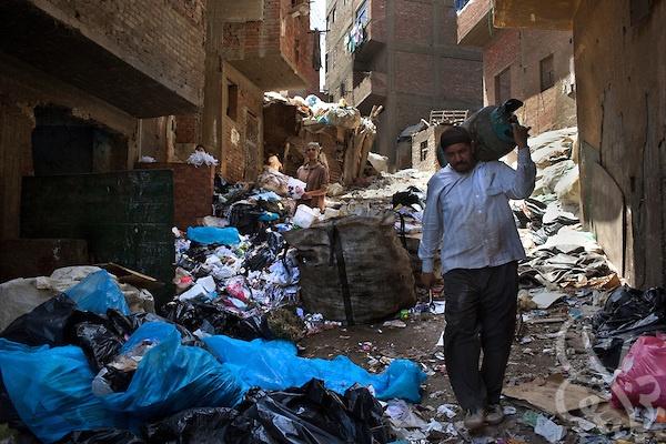 Zabbaleen-Egypt