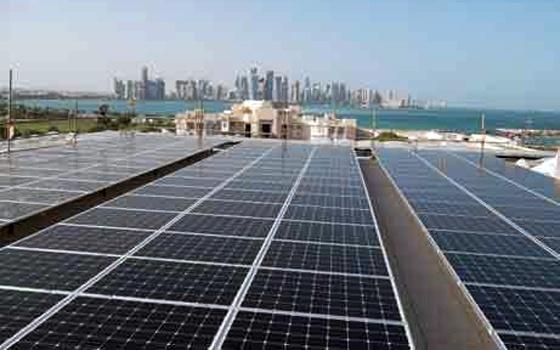 climate change mitigation in qatar