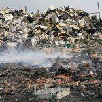 e-waste-burning