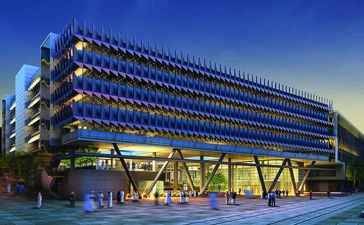 An energy smart building - Siemens headquarters at Masdar