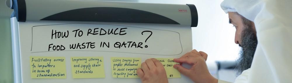 food-waste-project-qatar