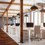Laminate Flooring Works So Well For Offices