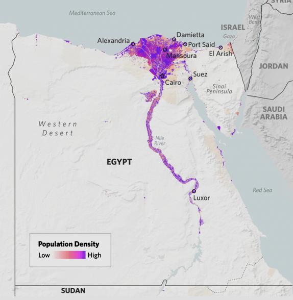Nile - The Lifeline Of Egypt
