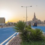 Blue Roads in Doha: An Innovative Way to Combat Rising Temperatures