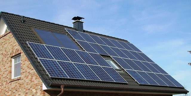 installing a rooftop solar plant